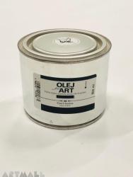 Oil for Art 500 ml, Ivory Black
