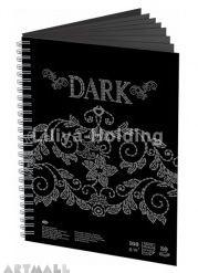 """Notebook """"Dark"""""""