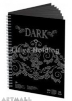 "Notebook ""Dark"""