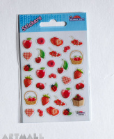 "Stickers ""Sweet berry"""