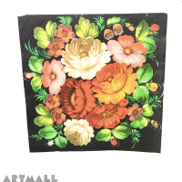 "Paper napkins for decoupage ""Petrykivka art"""