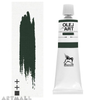 Oil for ART, Olive green 60 ml.