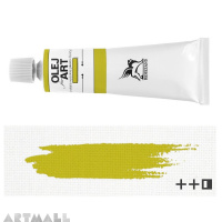Oil for ART, Zinc yellow 60 ml.
