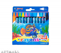 "95062-24- ""Crayons"" 24 color"