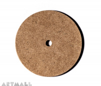 Wooden MDF Circle Shape ( Clock Face Round)