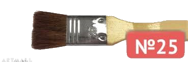 Painting Brush Pony
