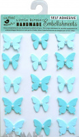 Pearl Butterfly Jamaican Sea 15 Pc