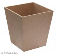 Waste Bin Plain - Small