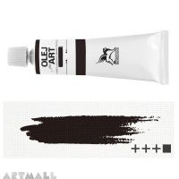 Oil for ART, Kassel earth 60 ml.