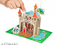 Medieval Castle Paper Theater