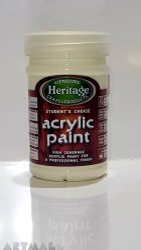 Student's Acrylic 250 ml, No 99.Lily White