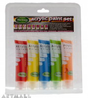 Acrylic Paint Set Pastel