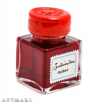 Writing ink 25cc, Red