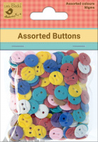 Assorted Buttons 50 gms