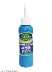 Free Flow Acrylic 120 ml Blue Sky