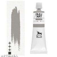 Oil for ART, Pearl grey 60 ml.
