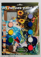 Art Heroes Paint Kit, Sunflower Pow