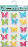Pearl Butterfly Candy Crush 15 Pc