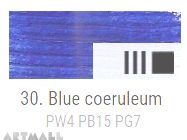 Oil for ART, Coerulean blue 140 ml