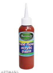 Free Flow Acrylic 120 ml Carmine