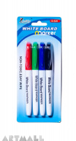 G-528- White board marker small 4 color