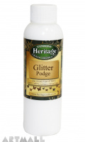 Glitter Podge Light Gold, 120 ml