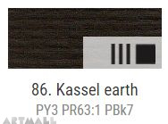 Oil for ART, Kassel earth 20 ml.