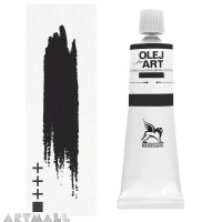 Oil for ART, Ivory black 60 ml.