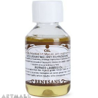 Refined Linseed Oil 100 ml