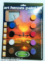 Art Heroes Paint Kit, Runway 28