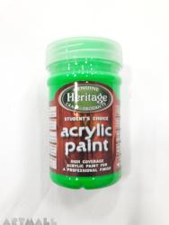 Student's Acrylic 250 ml, No 055 Glow green