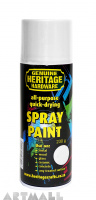 Spray Paint Clear Matt 230 ml.