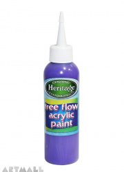 Free Flow Acrylic 120 ml Violet