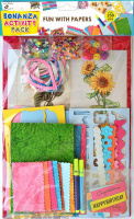 Bonanza Activity Pack Fun With Papers Over 250Pc
