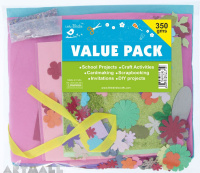 Value Pack Craft Bits & Bobs 350gm