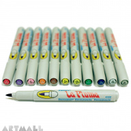 Marvy Uchida Le Plume Permanent markers