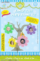 Family Tree Photo Frame Kit