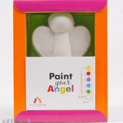 "Shar-papier toys, set""Angel Heart"""