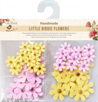 Jewelled Florettes Marshmallow 50Pc