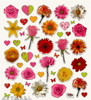 "Stickers ""Flowers"""