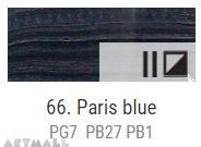 Oil for ART, Paris blue 60 ml.