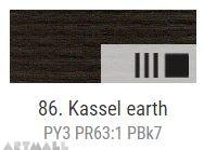 Oil for ART, Kassel earth 60 ml.