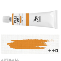 Oil for ART,11. Cadmium yellow deep 60 ml.