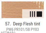 Oil for ART, Flesh tinte deep 140 ml