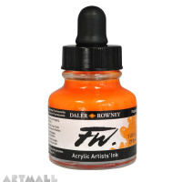 29.5 ML FW INK FLUORESCENT ORANGE