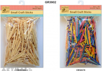 Match sticks pack oof 50gms, 2 types assorted