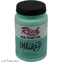 CHALKED ACRY.PAINT-250ML - PATINA