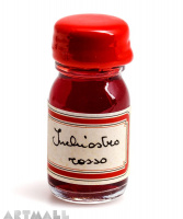 Writing ink 10 ml, Red