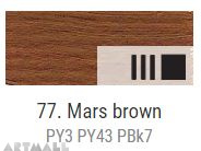 Oil for ART, Mars brown 20 ml.