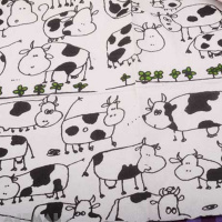 "Paper napkins for decoupage ""Funny Cows"""